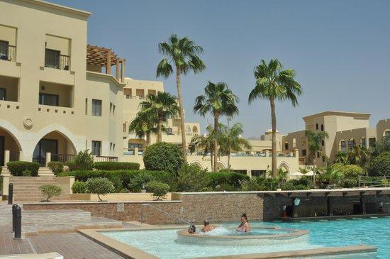 Radisson Blu Tala Bay Resort, Aqaba: Main building
