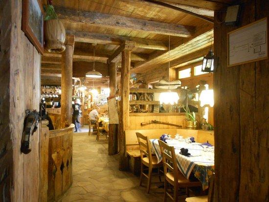 Agriturismo Ranch dei Lupi: interno