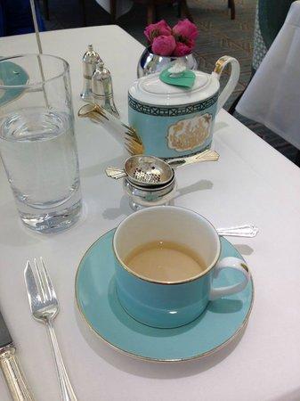 The Diamond Jubilee Tea Salon: Just my cup of tea.
