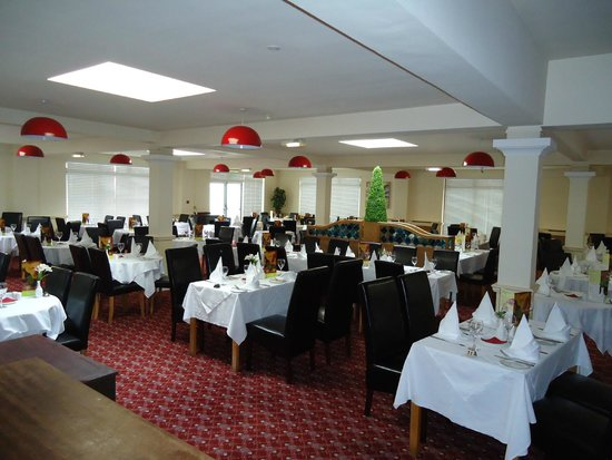 Norfolk Lodge Hotel: Restaurant