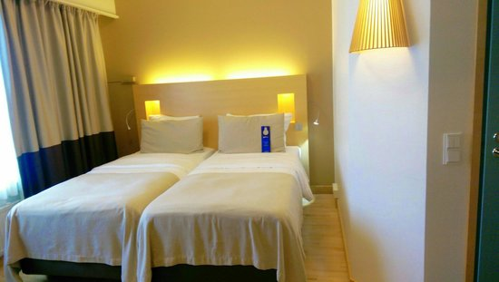 Radisson Blu Seaside Hotel, Helsinki: Bedroom