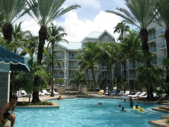 The Westin Grand Cayman Seven Mile Beach Resort & Spa: Pool