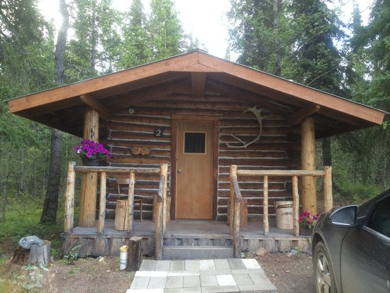 Carlo Creek Lodge : Cabin 2