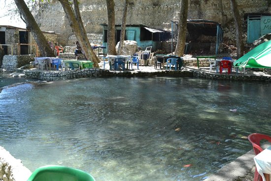 Dominican Republic: piscina natural san rafael barahona rd