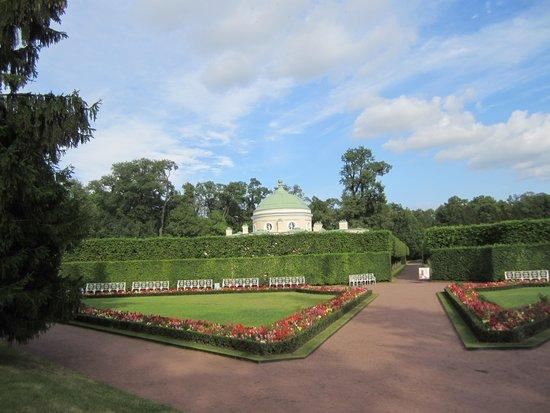 Tsarskoye Selo State Museum Preserve: парк