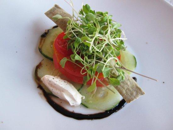 Sugar Hill Inn : Heirlook Tomato Salad