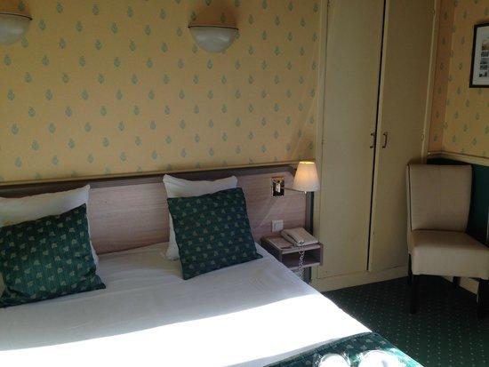 Hotel Soleil Terminus: chambre