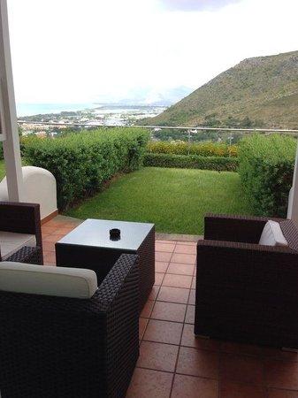 Moresco Park Hotel: Vista terrazza