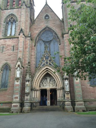 Inverness Cathedral : View of the Cathedral