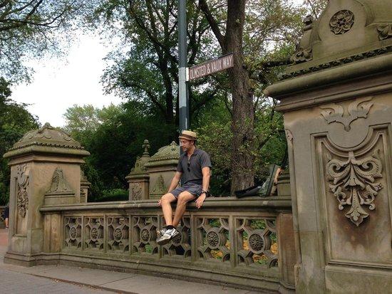 CityRover Walks NY: Max - Central Park