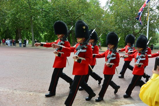 London Tours by Taxi: During All-day London Tour