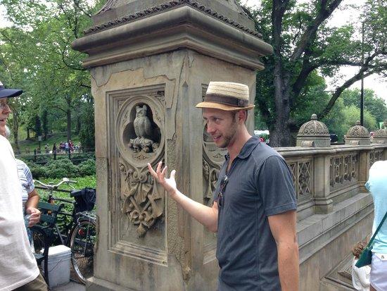 CityRover Walks NY: Max - Details!