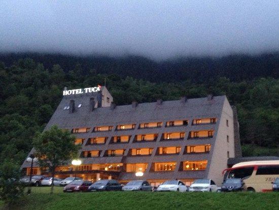 Hotel Tuca RV Hotels: Vista façana
