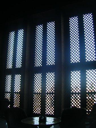 Parador de Carmona : Bijzondere zonneblinken ... geen luxe