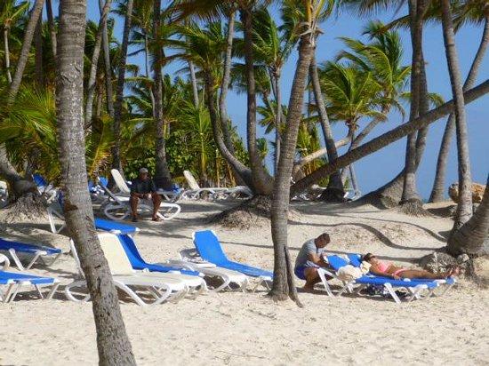 Hotel Riu Palace Bavaro: Beautiful Beach