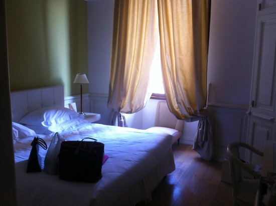 Grand Hotel Cavour: standard room