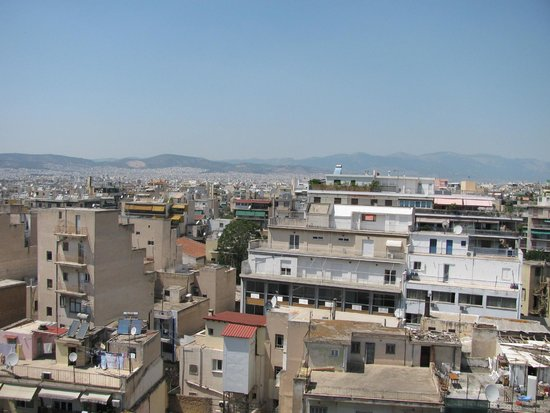 Stanley Hotel: view