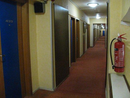 Stanley Hotel: corrydor