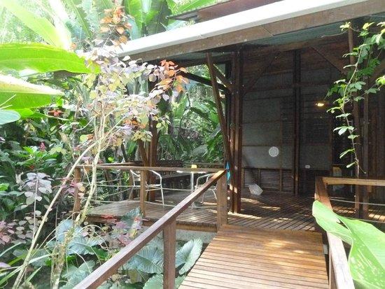 La Kukula Lodge : Notre Bungalow