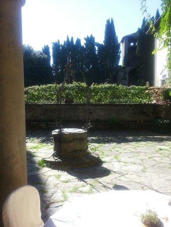 Hotel Villa Casagrande : Vista sala colazione