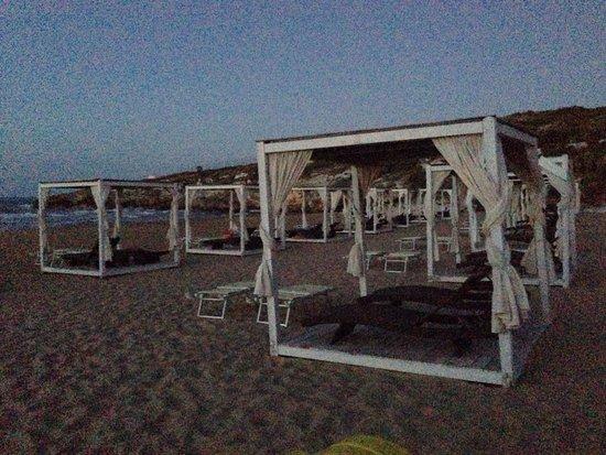 Gusmay Resort - Hotel Gusmay & Suite Le Dune: Spiaggia suite hotel le dune