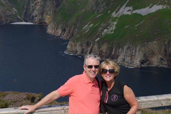 Harvey's Point : Slieve League : well worth a visit too