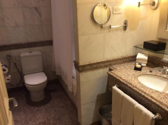 JW Marriott Hotel Rio de Janeiro: banheiro