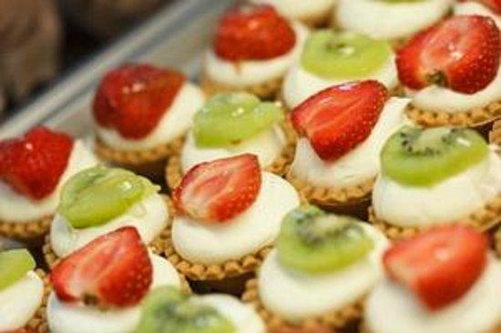 Lavris Hotel Bungalows : FOOD DETAIL