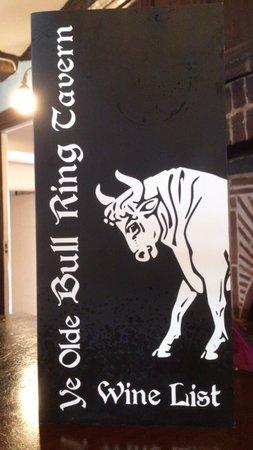 Ye Olde Bull Ring Tavern: Affiche