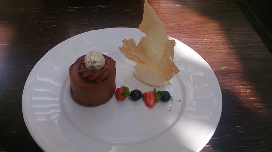 The Kings Arms: chcolate torte