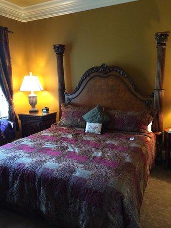 The Inn at Leola Village: Bedroom