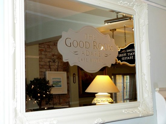 The Good Room Mirror