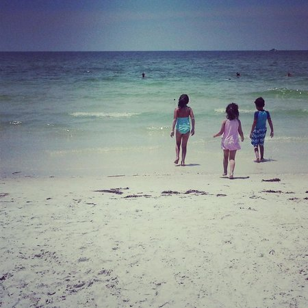 Clearwater Beach: our favorite beach.  take me back