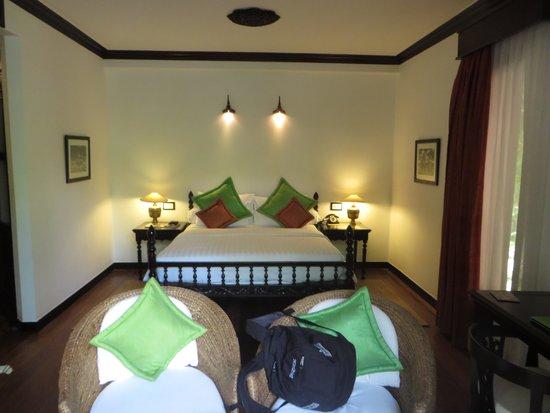 Angkor Village Resort : quarto