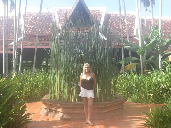 Angkor Village Resort : recepção