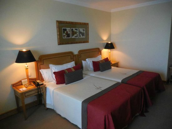 Hotel Cascais Miragem: Double deluxe room