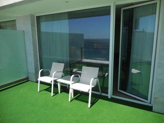 Hotel Cascais Miragem: Balcony of Deluxe room