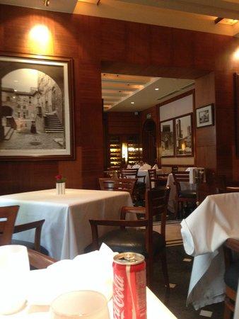 The Imperial Hotel: Restaurante Italiano San Geminiano