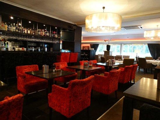 Van der Valk Hotel Groningen Westerbroek: Voor een heerlijk kop koffie of sterke drank en diner