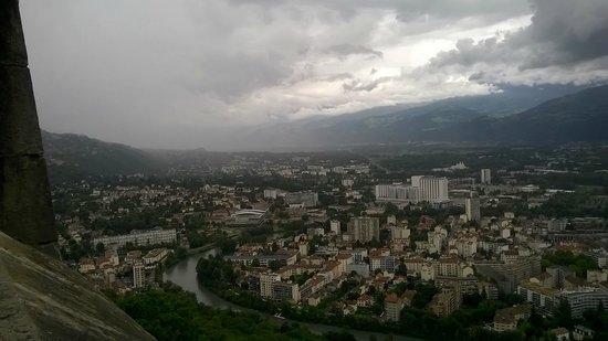 Bastille Téléphérique : Vista panoramica