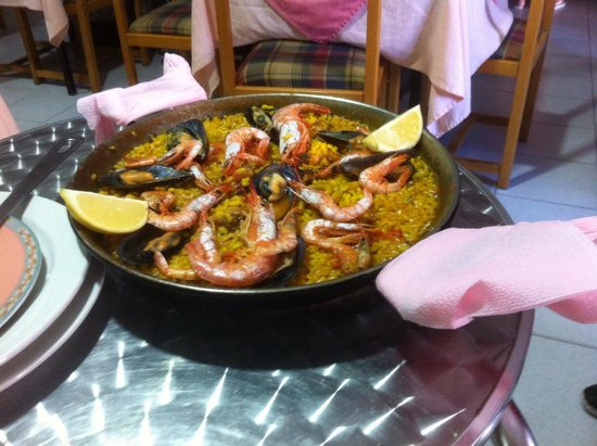 Bulacan : The nicest paella ever
