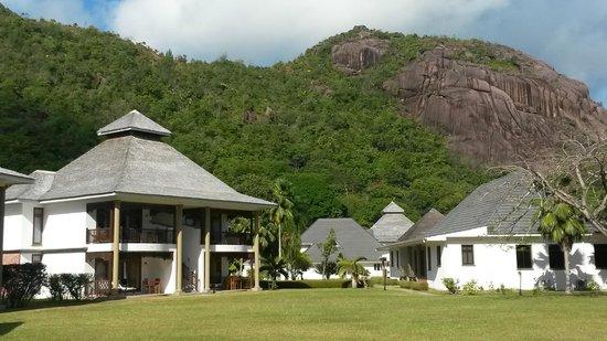 Le Domaine de La Reserve: Villas