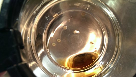 Home2 Suites By Hilton Erie, PA: mold in the coffee carafe