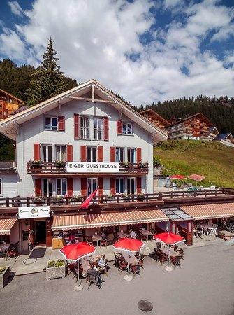 Eiger Guesthouse Restaurant