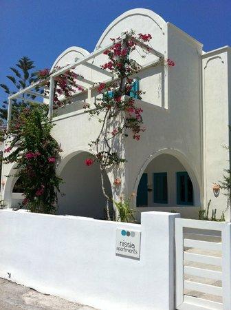 Nissia Apartments: Appartamenti