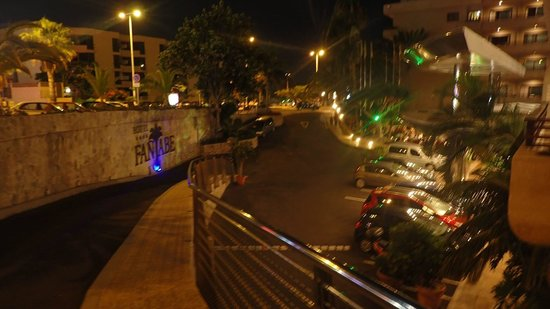 Fanabe Costa Sur Hotel: Entrance