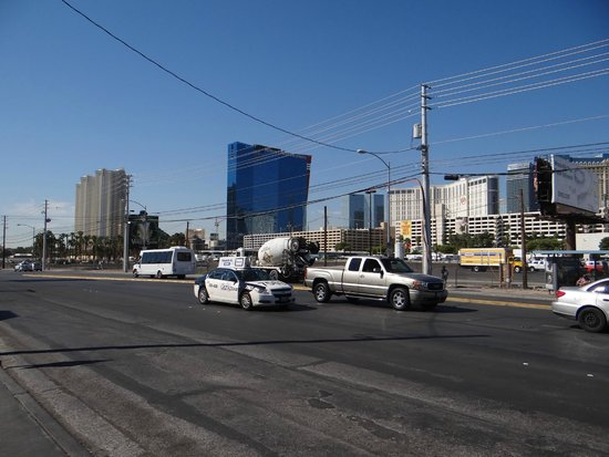 Super 8 Las Vegas Strip Area at Ellis Island Casino: Koval Lane