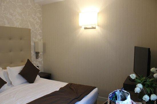 Windsor Hotel Milano: Room
