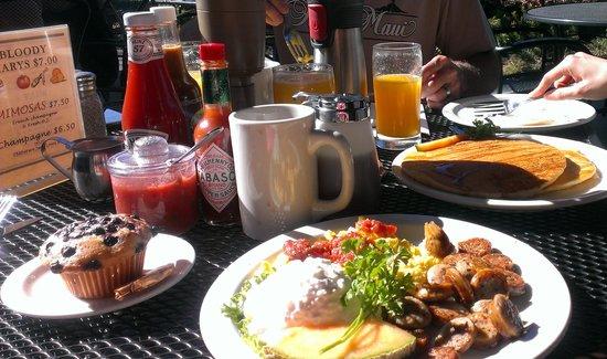 Celia's Garden Cafe