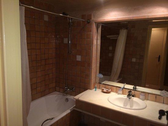 Odyssee Resort & Thalasso : Bath